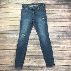 {Gap} Patchwork Leggings Sz 4/27